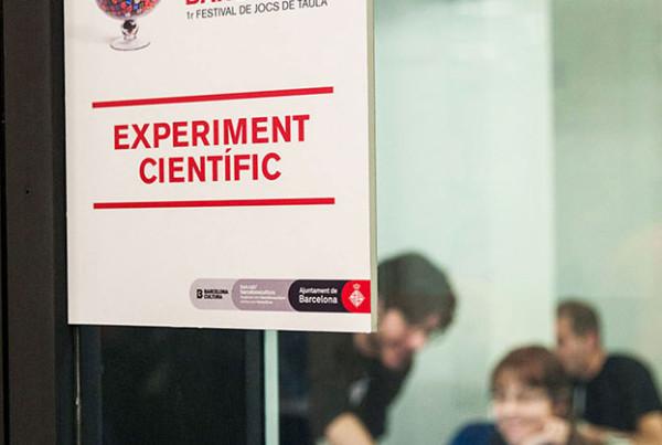 Experiment Barcelona